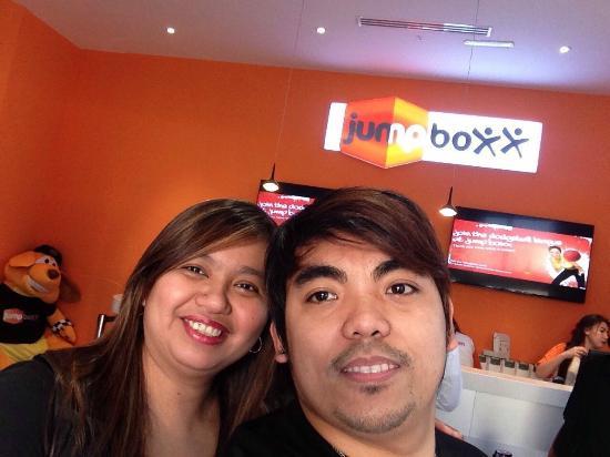 Jump Boxx Indoor Trampoline Park
