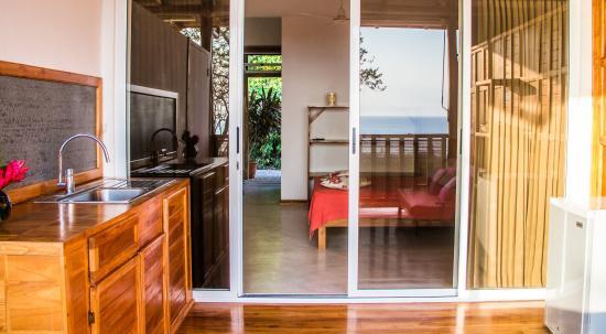 Mal País, Costa Rica: Tierra room Ocean View