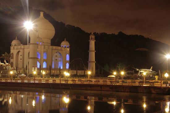 Tocancipa, Colombia: Taj Mahal