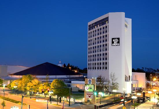 Photo of The Austin Convention Hotel & Spa Hot Springs
