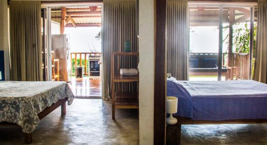 Mal País, Costa Rica: Oceano 2 bedrooms