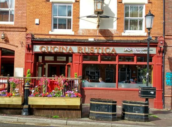 Cucina Rustica - Picture of Cucina Rustica, Birmingham - TripAdvisor