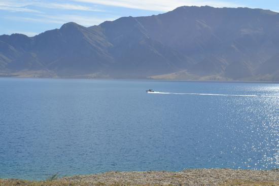 Lake Hawea, Yeni Zelanda: Cool