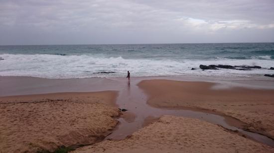 Coco De Mer: Beach within a short walk