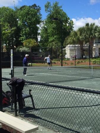 Grande Dunes Tennis Club Myrtle Beach Sc