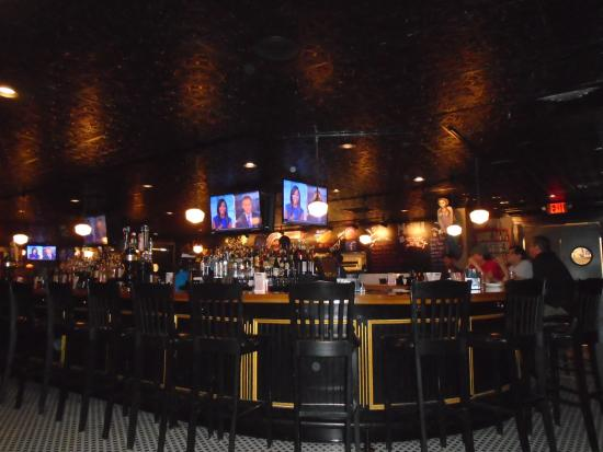 Ashland, MA: A picture from inside the restaurant.