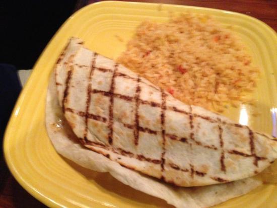 Tacos & Tequilas: fajita taco
