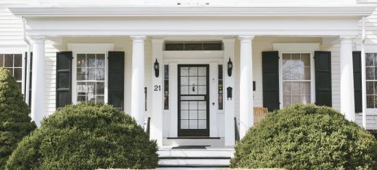 Bykenhulle House B&B : Welcome to our Inn!