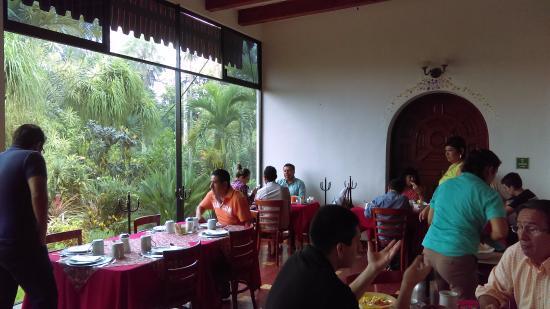 Fortin de las Flores, Mexique : Desayuno Dominical.
