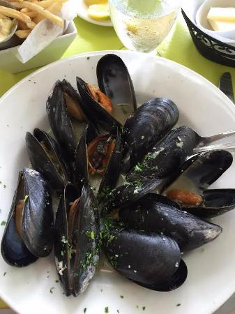 Bellport, Nova York: My mussels