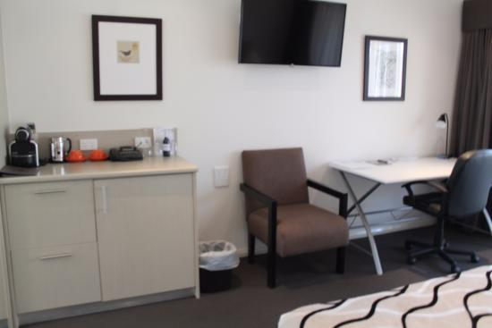 Rutherford, Australia: Spaciou Room with perfect work desk