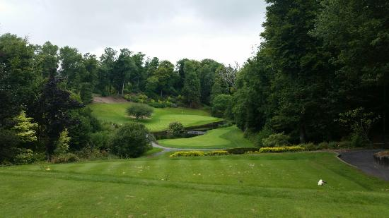 Newtown Mount Kennedy, Irlanda: Druids Glen Golf Resort