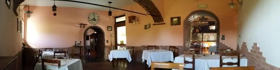 Rocca Grimalda, Italien: La sala della Grimalda