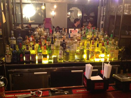Paname: Drink Bar