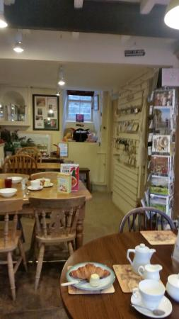 Kettlewell, UK: a lovely lounge and dining room