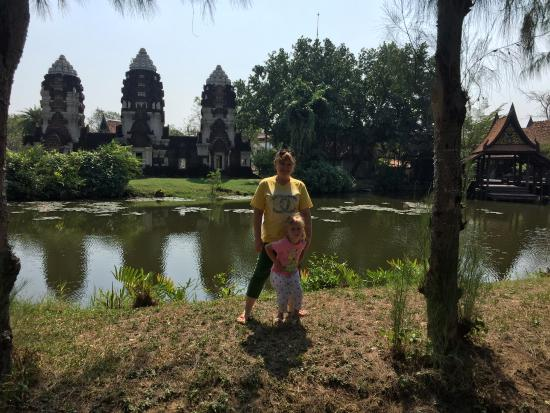 Камбоджийские пагоды - Picture of Ancient City (Mueang ...