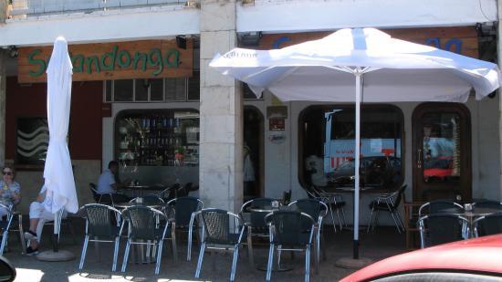 Cornella de Llobregat, Spanien: terrace
