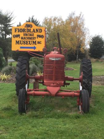 Fiordland Vintage Machinery Museum