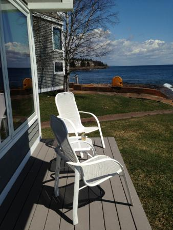 Bluefin Bay on Lake Superior: Deck 10A
