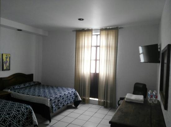 Tehuacan, Meksika: Hotel Plaza Iberia