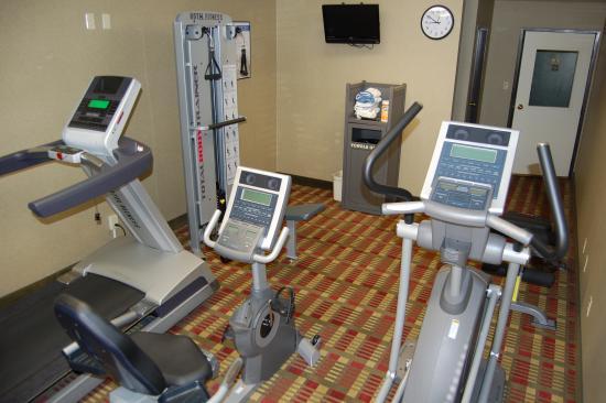 Fallon, NV: Fitness Room