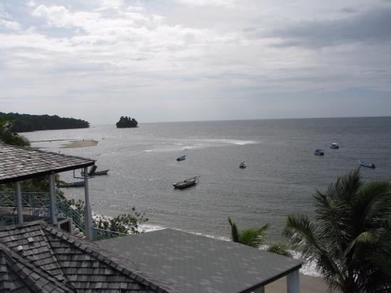 Salybia Nature Resort & Spa: The East Coast of Trinidad (the Atlantic Ocean)