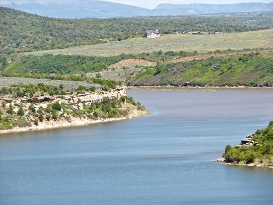 Dolores, CO: View