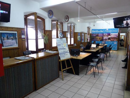 San Carlos de Bariloche, Argentina: ATENCION EN VARIOS IDIOMAS