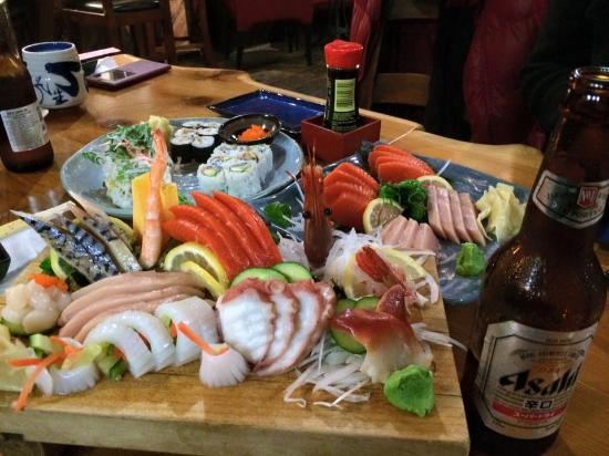 Opa Sushi Photo