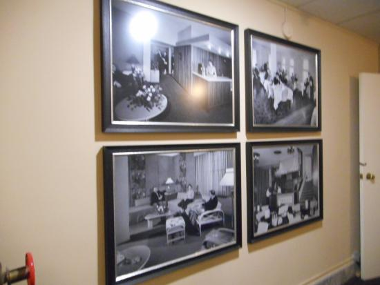 Sylvia Hotel: Some pictures of the history of the hotel