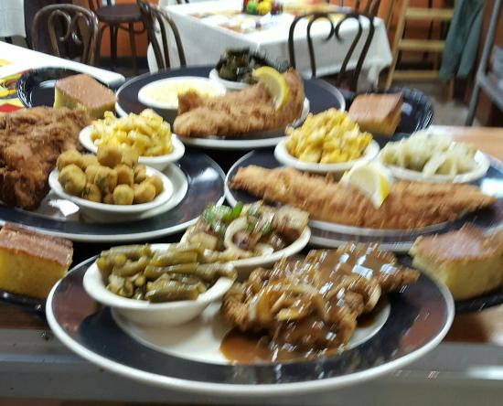 Corey S Country Kitchen In Williamsburg