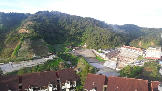Best hotel on the submit of Peninsular Malaysia