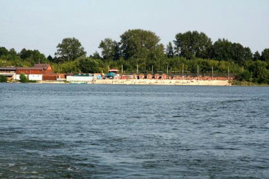 Пляж святое озеро 71