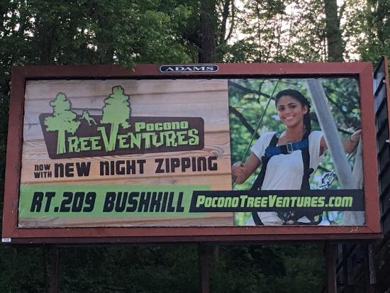 East Stroudsburg, Pennsylvanie : While driving I see this.... It's my daughter  How awesome is that!