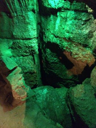 Delaware, OH: Olentangy Indian Caverns