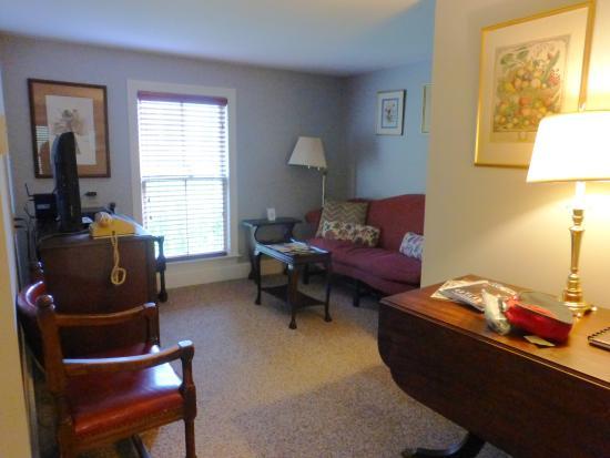 Warm Springs, VA: Our Suite
