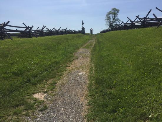 Sharpsburg, MD: Antietam's Sunken Road