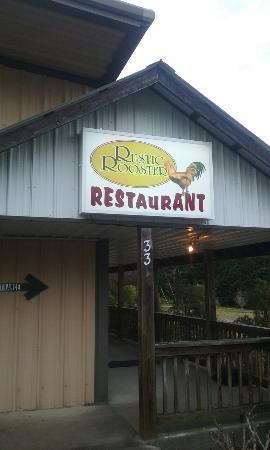 Rabun Gap, GA: Rustic Rooster