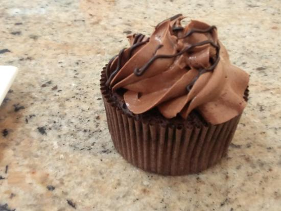 The CUP n CAKE Factory: Chocolate Truffle Cup Cake