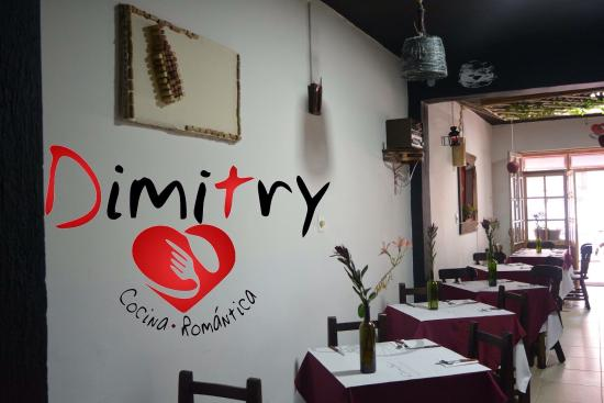 Dimitry Cocina Romantica
