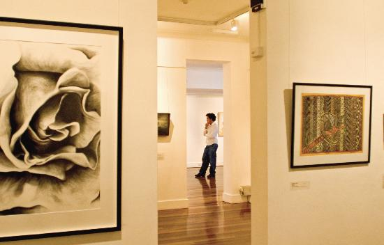 Lismore Regional Gallery - TEMPORARILY CLOSED