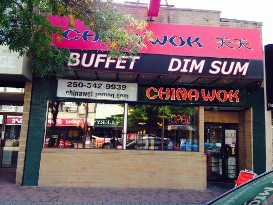 Vernon, Kanada: China Wok
