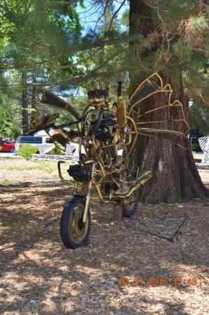Idyllwild, CA: Statue