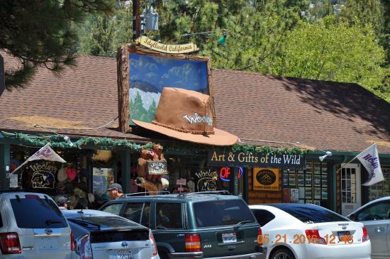 Idyllwild, CA: Store