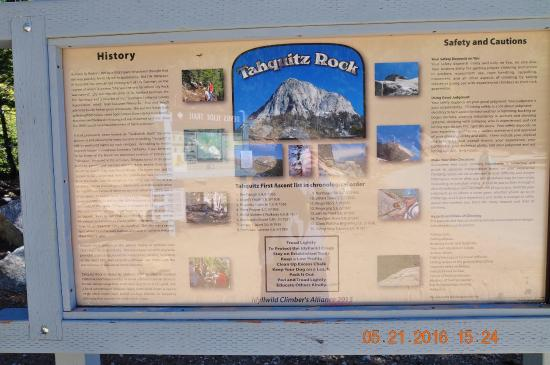 Idyllwild Nature Center: Tahquitz Rock