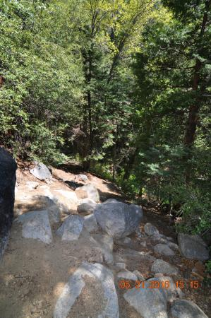 Idyllwild, CA: Trail to the Creek