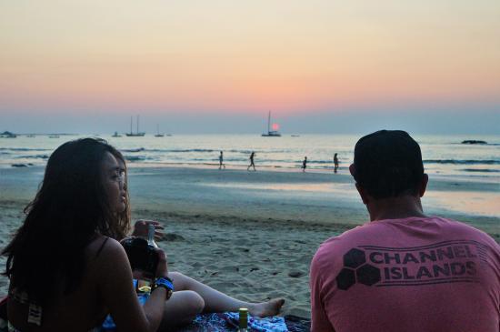 Blue Trailz Hostel & Surf Camp: Hostel Life