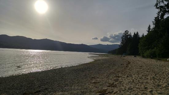 Porpoise Bay Provincial Park: 20160522_185736_HDR_large.jpg