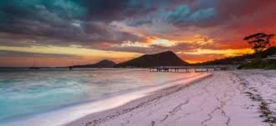 Shoal Bay, أستراليا: Shoal Bay NSW.