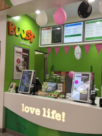 Boost Juice Bunbury